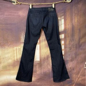 Silver Jeans Abby boot cut flare low rise 28/33